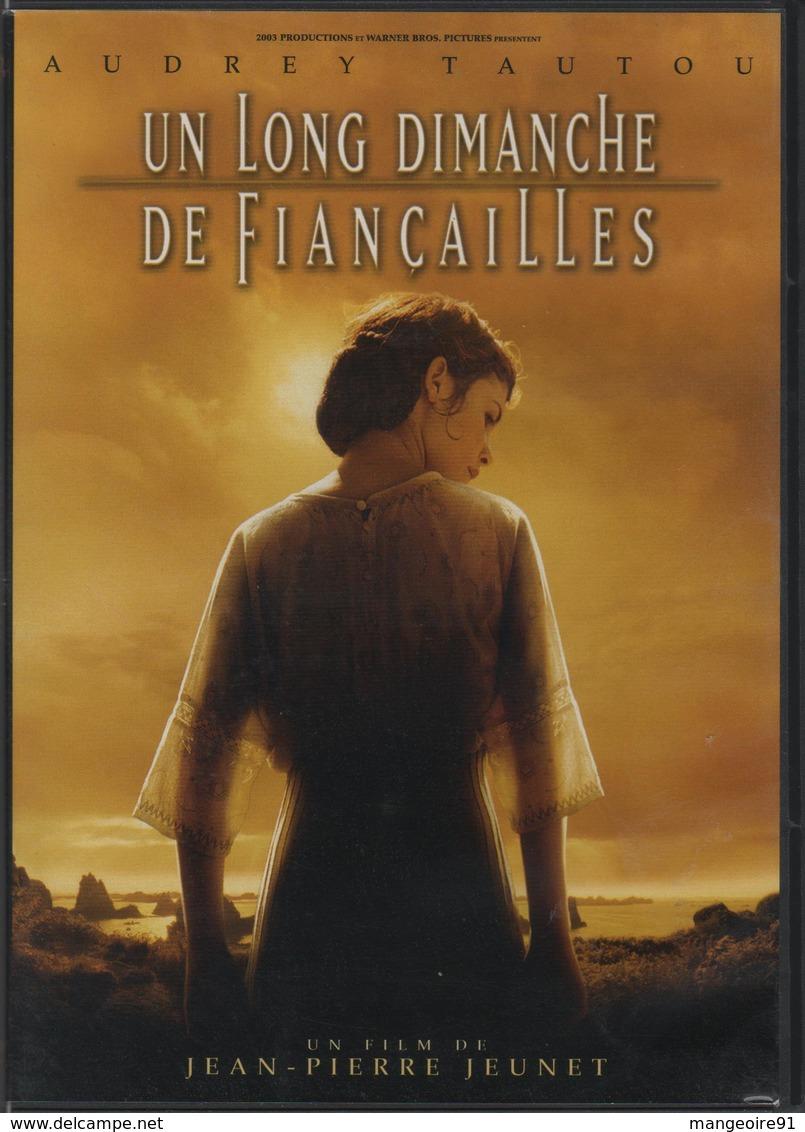 """DVD 1 FILM """"un Long Dimanche De Fiançailles"""" AUDREY TAUTOU - Policiers"""
