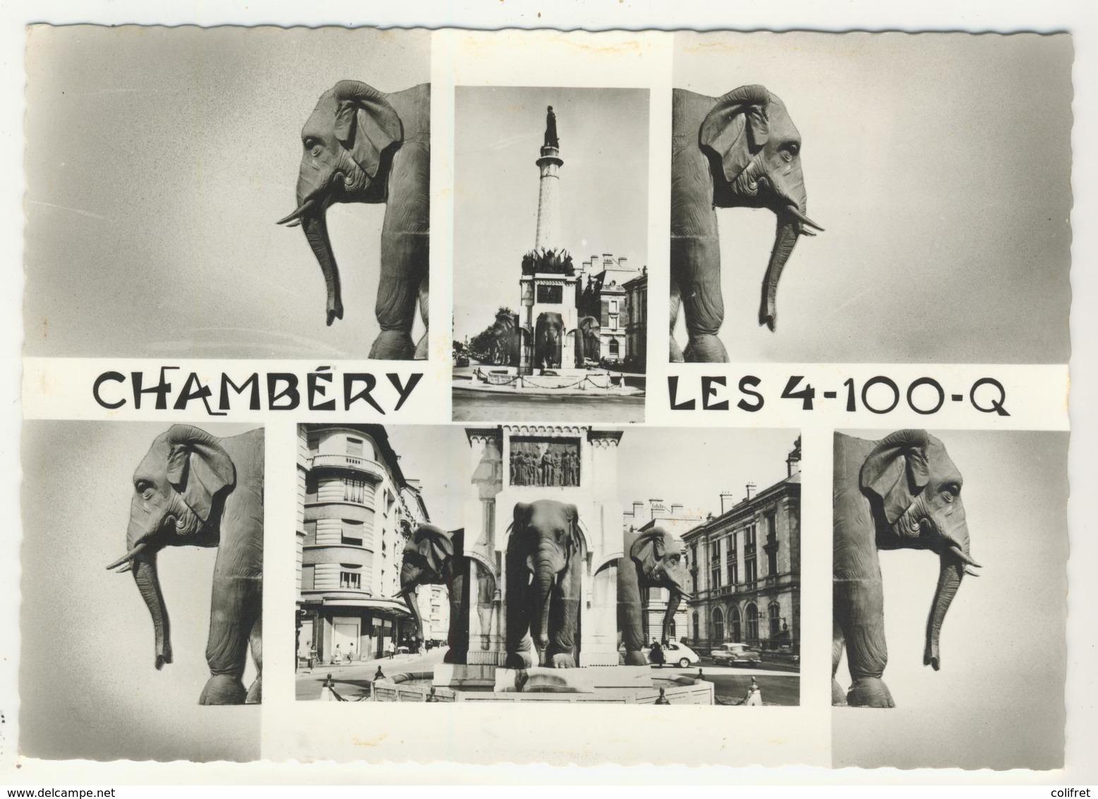73 - Chambéry -     Les 4-100-Q           Multivues - Chambery