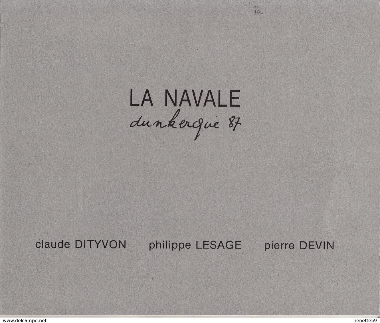 LA NAVALE DUNKERQUE 87 -- Livre De Photos Des A.C.F DUNKERQUE - Dunkerque