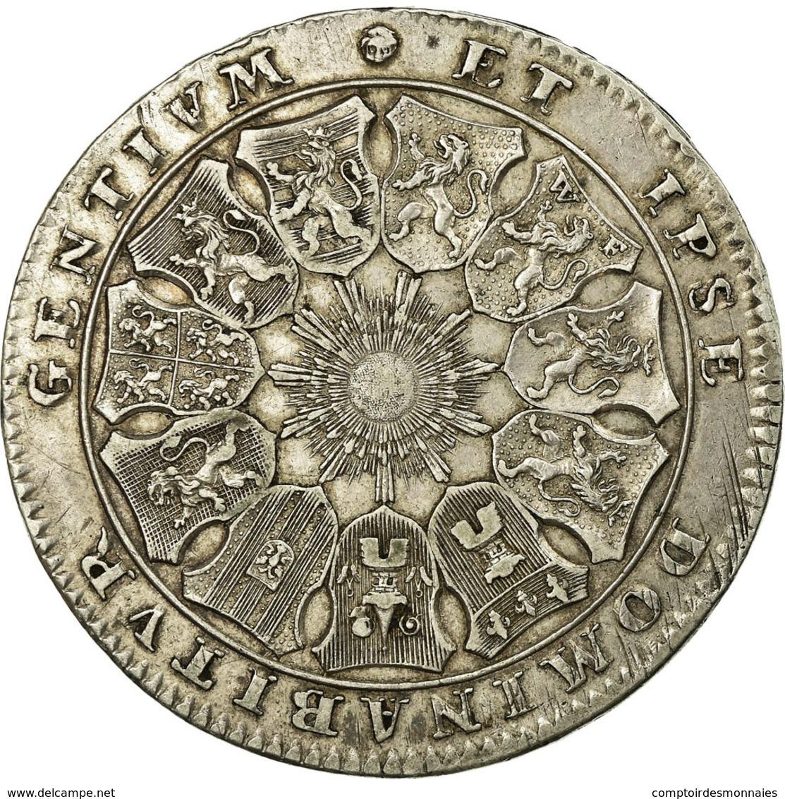 Monnaie, AUSTRIAN NETHERLANDS, Lion Argent, Etats Belgique Unis, 1790, Bruxelles - ...-1831