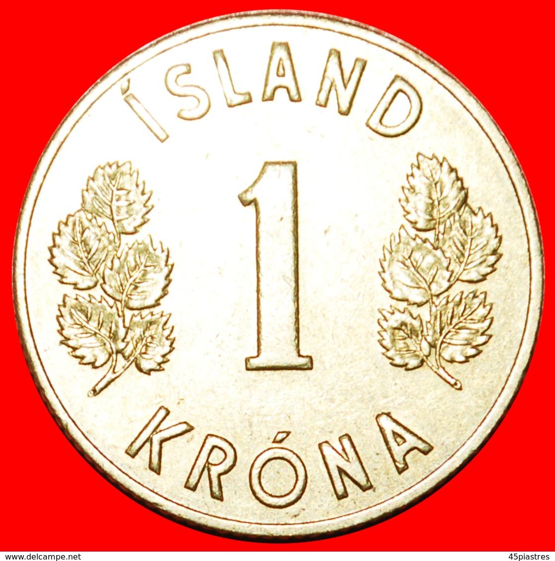 + GREAT BRITAIN 4 SPIRITS: ICELAND ★ 1 CROWN 1946! LOW START ★ NO RESERVE! - Islandia