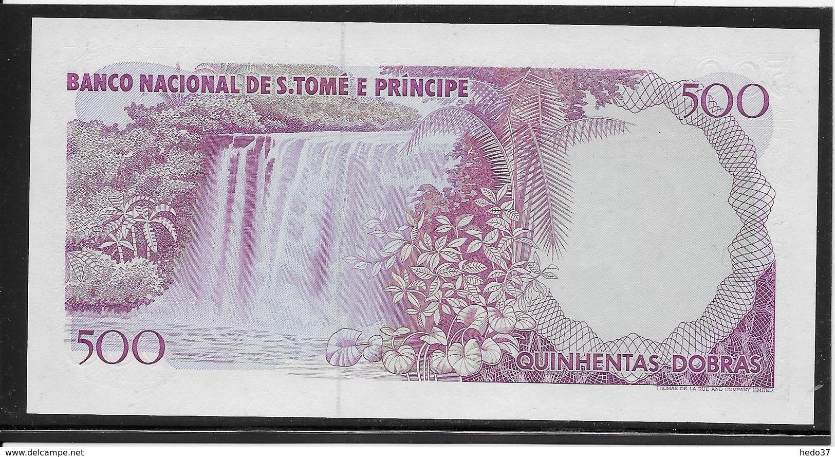 Sao Tomé Et Principe - 500 Dobras - Pick N°61 - NEUF - Sao Tomé Et Principe