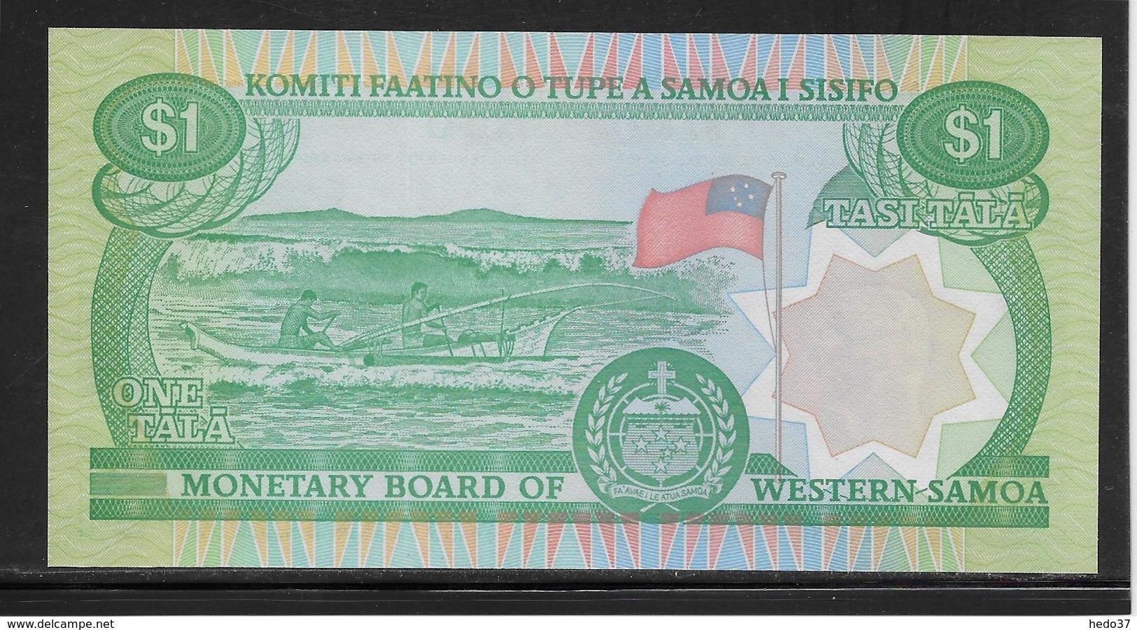 Western Samoa - 1 Tala - Pick N°19 - NEUF - Samoa