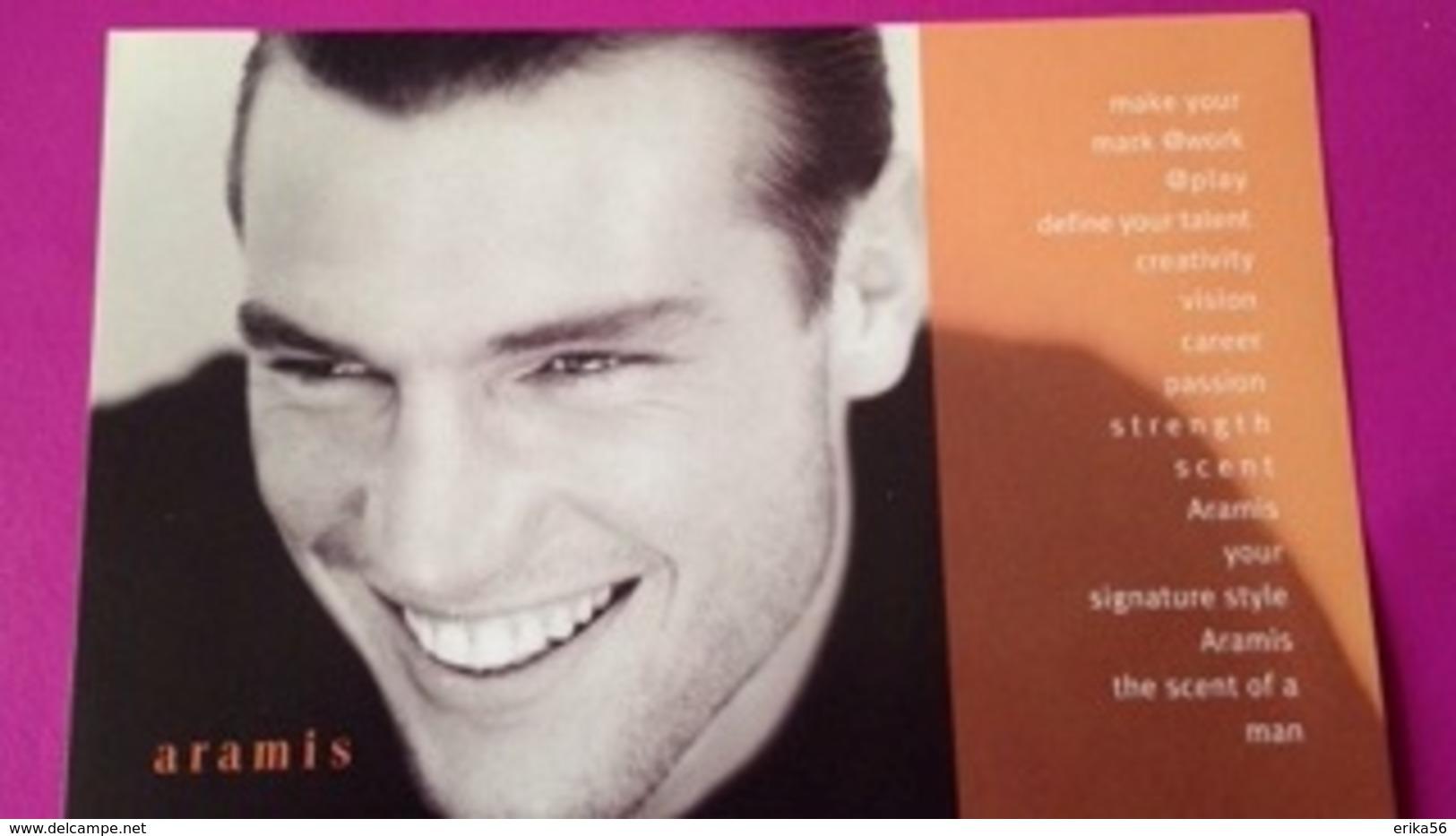 ARAMIS - Perfume Cards