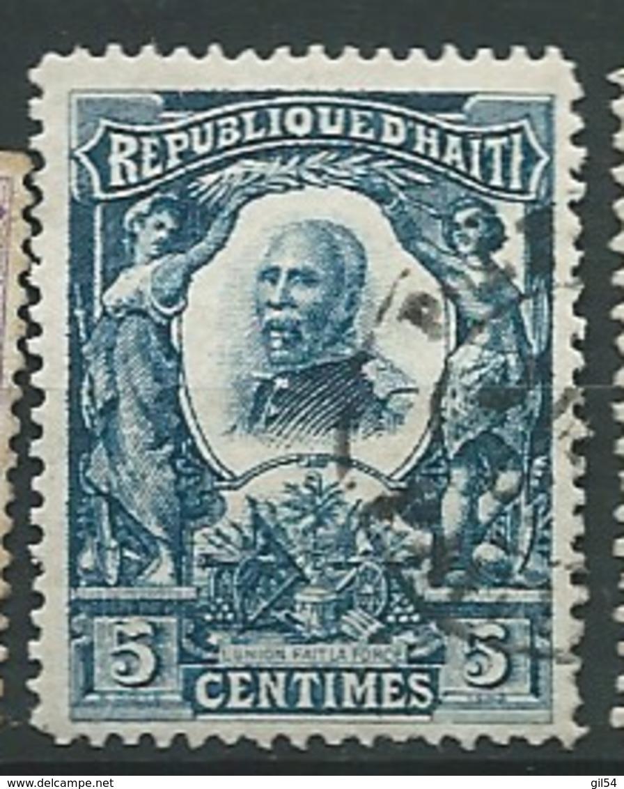 Haiti   Yvert N° 86 Oblitéré  - Ah 29730 - Haiti