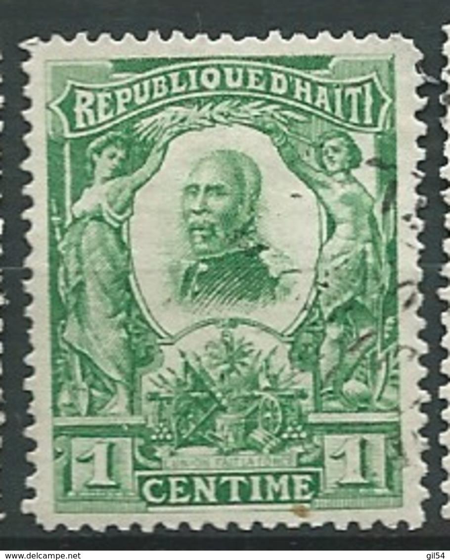Haiti   Yvert N° 84 Oblitéré  - Ah 29731 - Haïti
