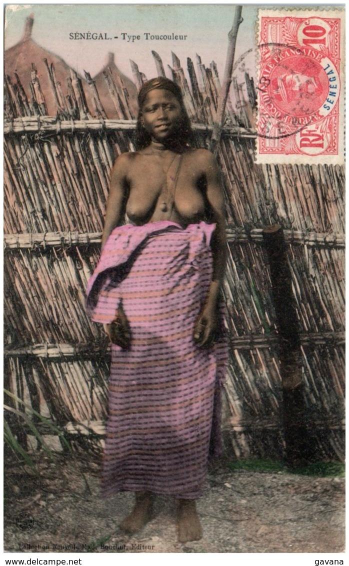 SENEGAL - Type Toucouleur - Senegal