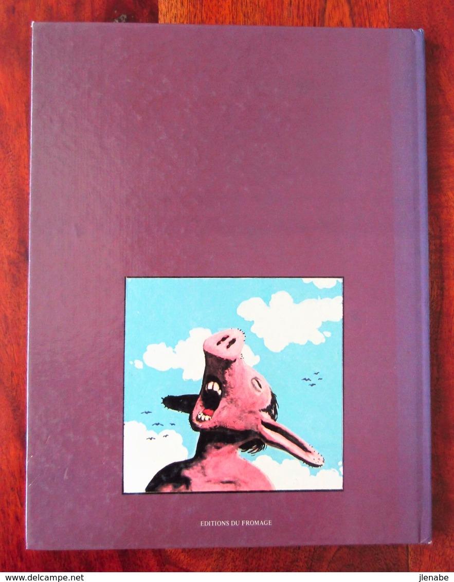 Edmond Le Cochon Par ROCHETTE VEYRON Lot Des Tome 2 EO - Books, Magazines, Comics