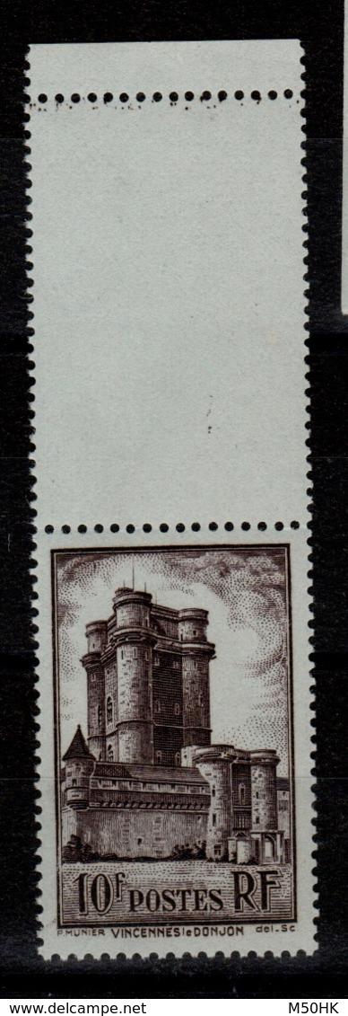 YV 393 N** Vincennes Cote 6 Euros - France