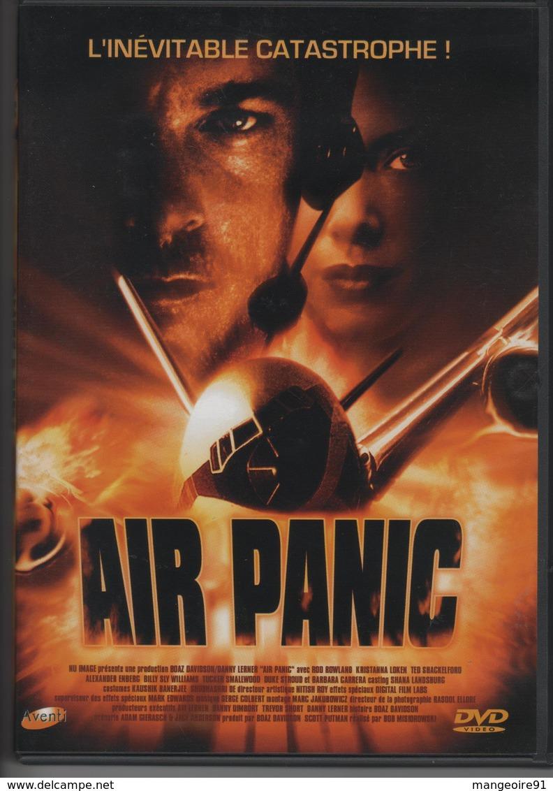 "DVD 1 FILM ""AIR PANIC"" - Policiers"