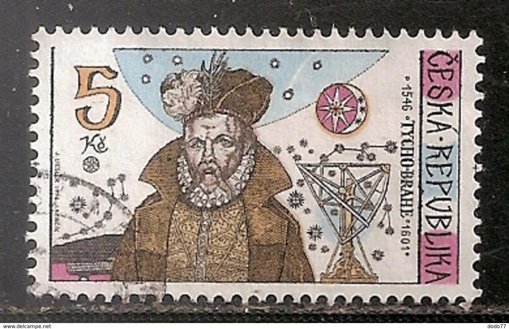 TCHEQUIE   N°   123  OBLITERE - Czech Republic