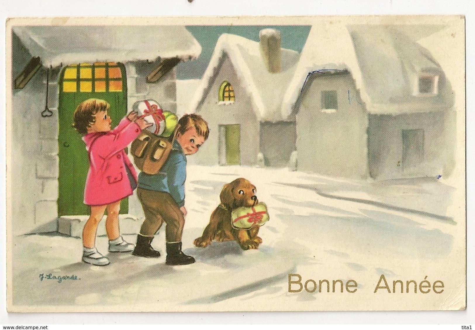 1573 - Bonne Année- - New Year