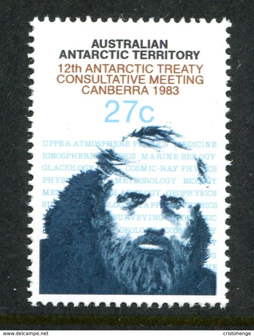 Australian Antarctic Territory 1983 12th Antarctic Treaty Meeting MNH (SG 60) - Australian Antarctic Territory (AAT)