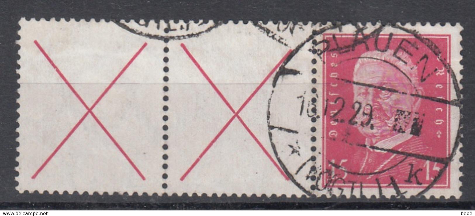 Timbres N° 405 Interpanneau Belle Oblitération - Oficial