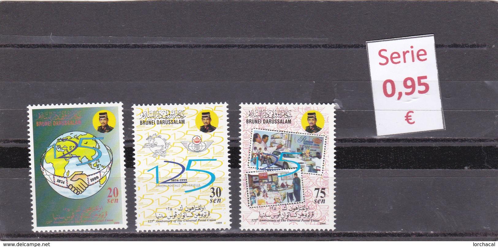 Brunei  -  Serie Completa Nueva**  - 7/3946 - Brunei (1984-...)
