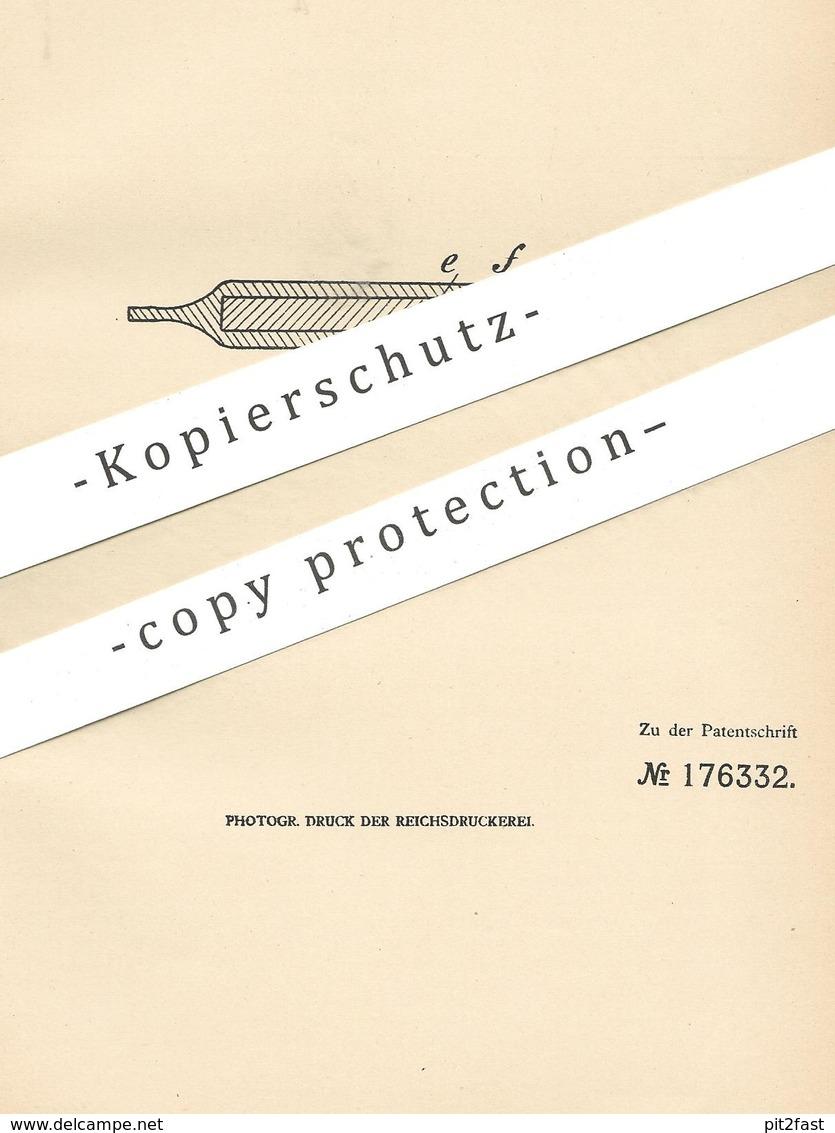 Original Patent - José Salas , Barcelona , Spanien , 1905 , Feuerwerkskörper | Feuerwerk | Rakete , Raketen !!! - Historische Dokumente