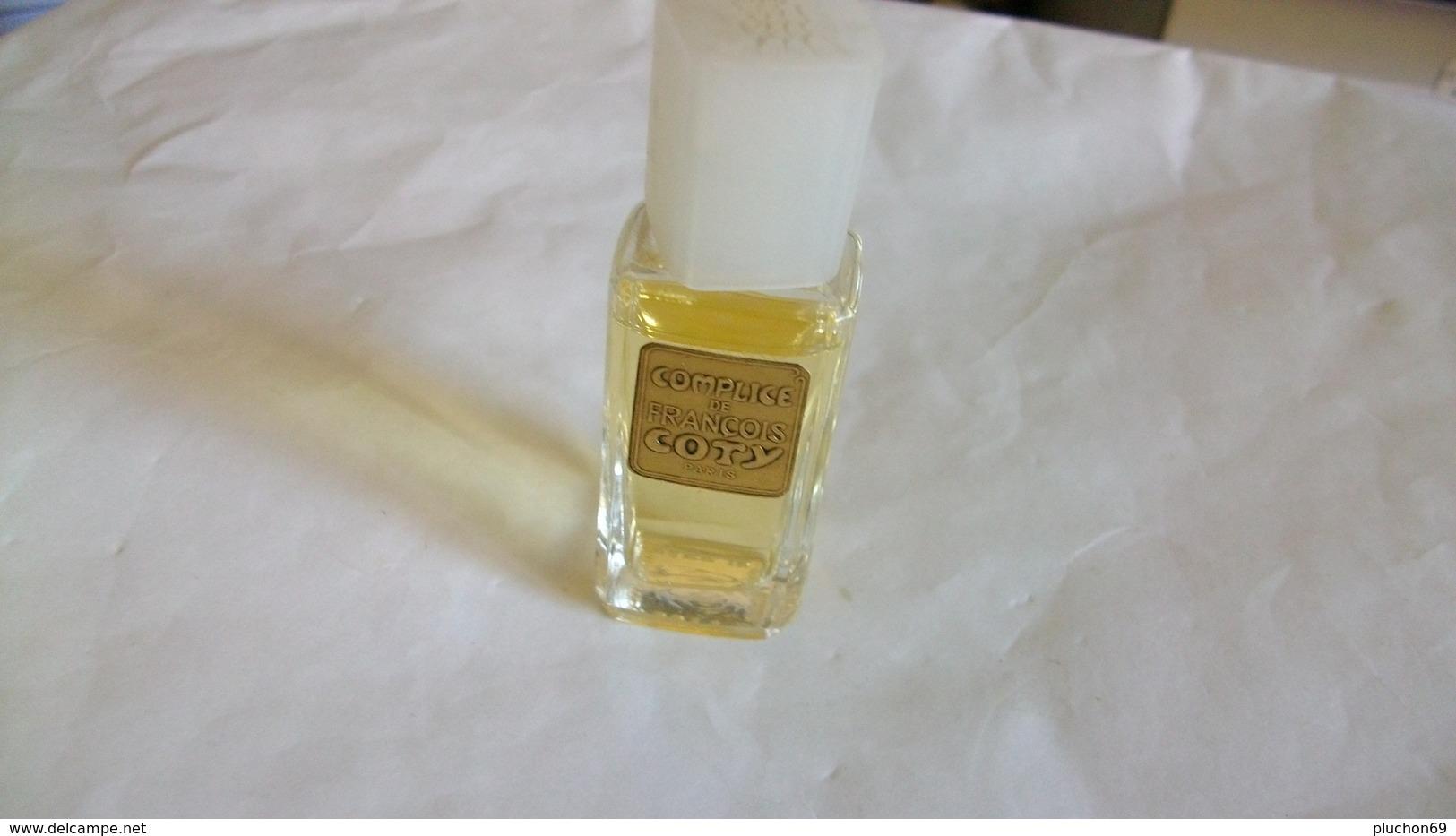 """Miniature De Parfum Coty """" Complice """" - Miniature Bottles (without Box)"""