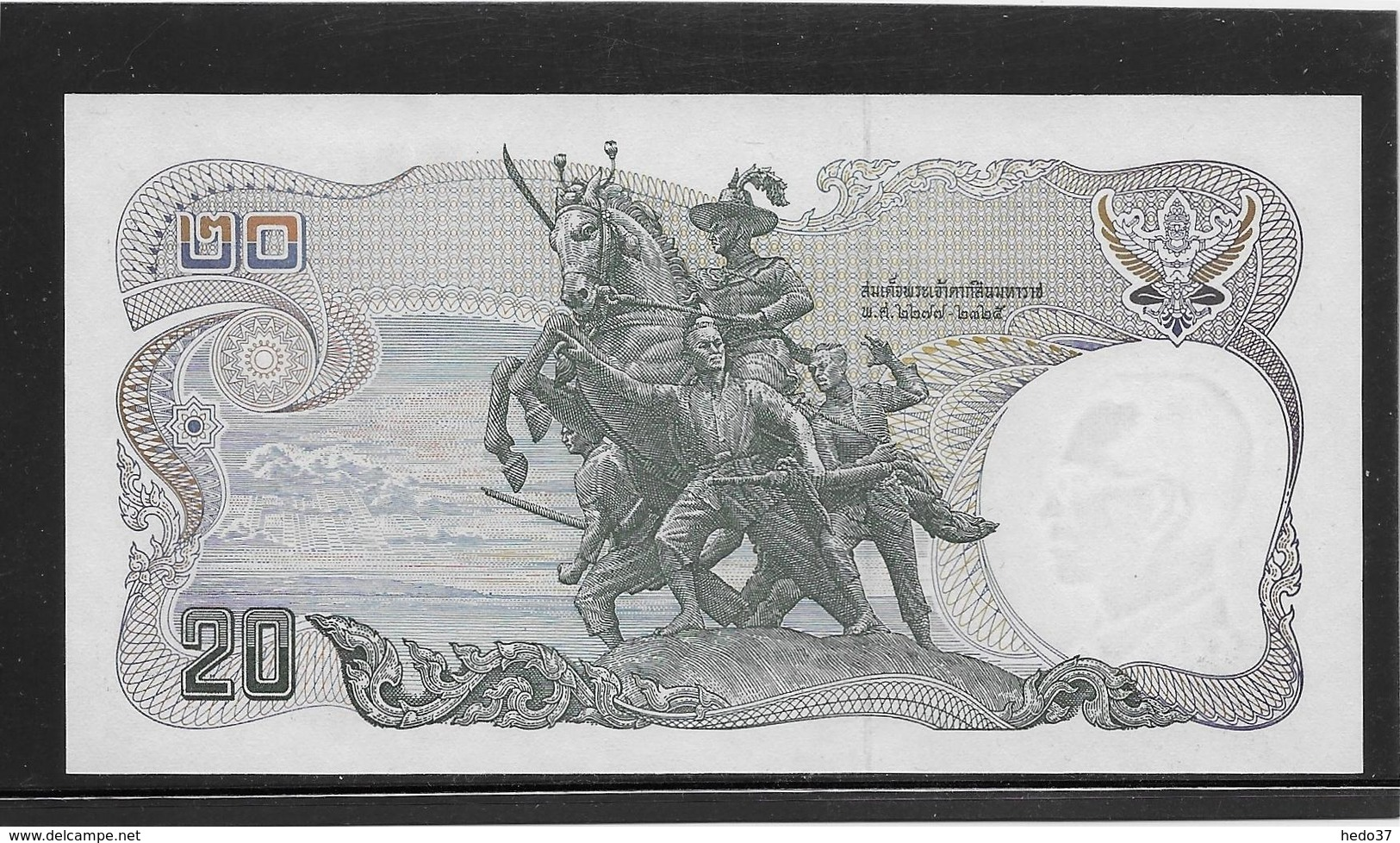 Thaïlande - 20 Baht - Pick N°88 - NEUF - Thailand