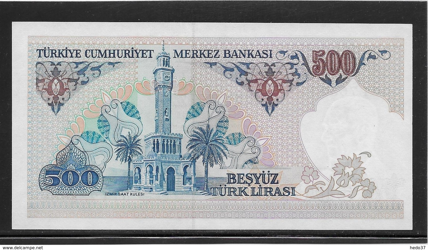 Turquie - 500 Lira - Pick N°195 - NEUF - Turchia
