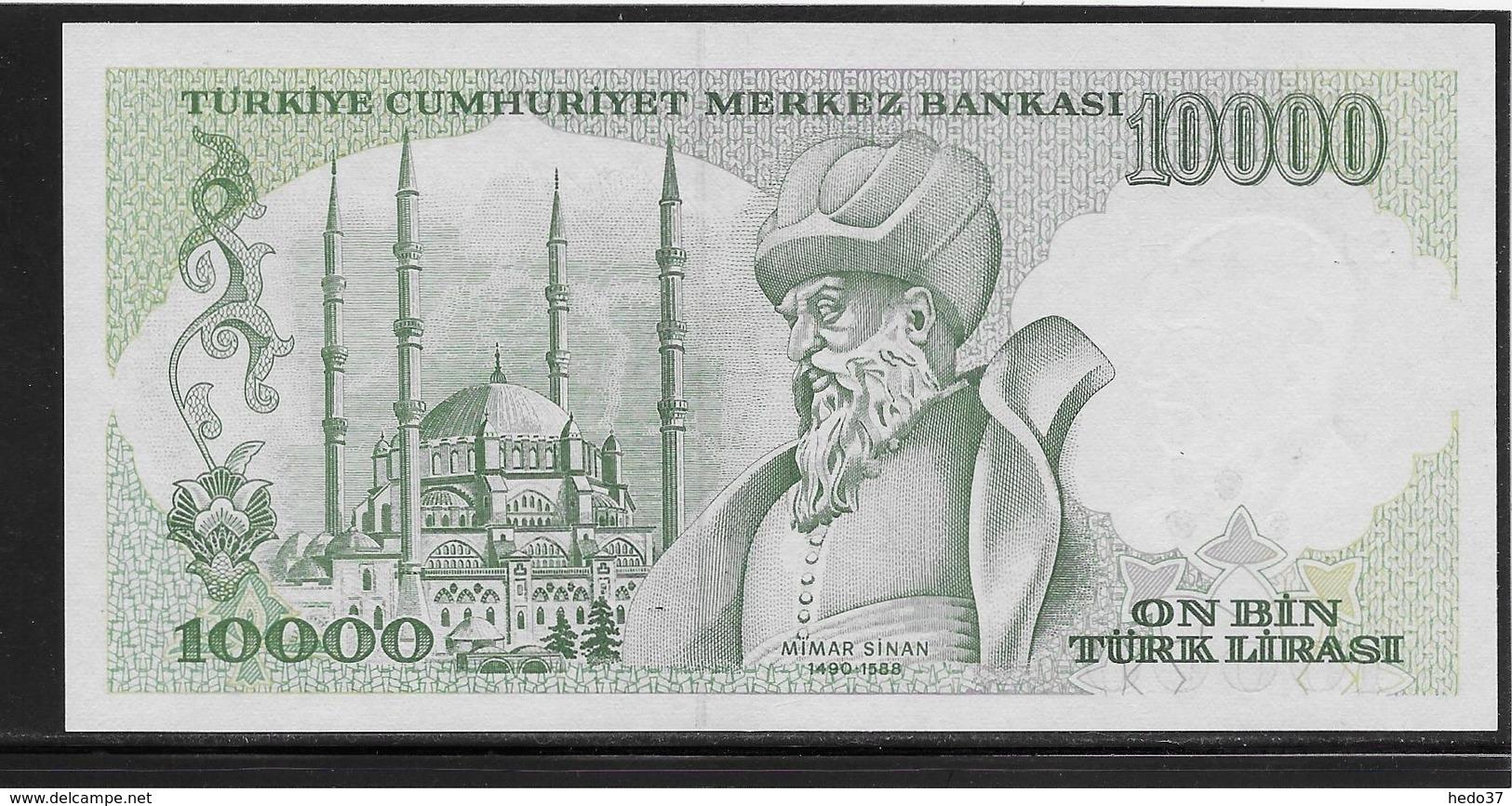 Turquie - 10000 Lira - Pick N°200 - NEUF - Turkije