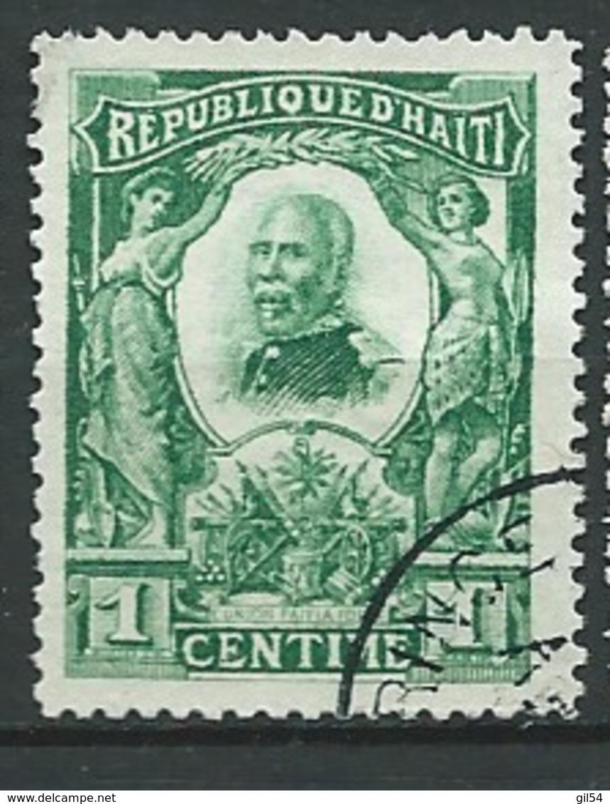 Haiti - Yvert N° 84 Oblitéré  -  Ah30624 - Haiti