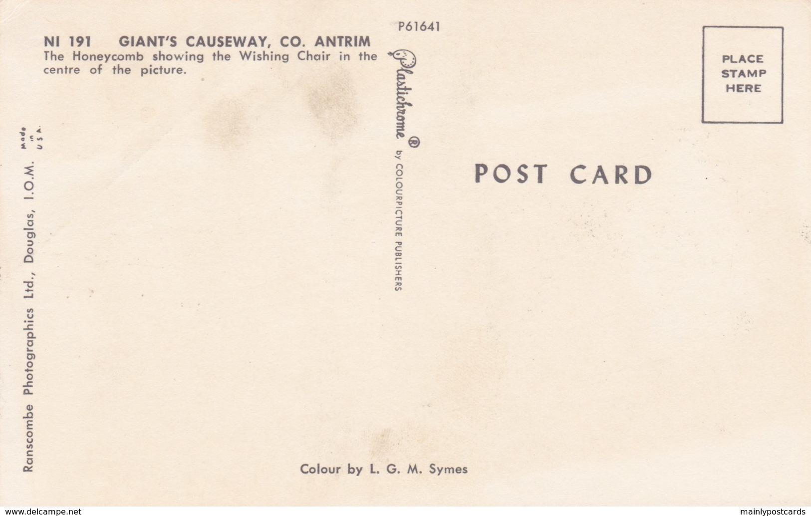 AM36 Giant's Causeway, Co. Antrim - Antrim / Belfast