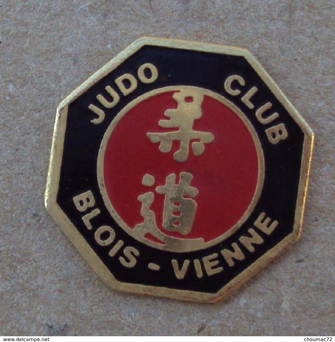 Pin's Sport Judo 001, Blois Vienne - Judo