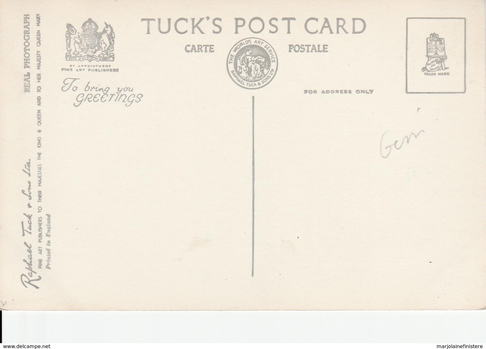 CPA. - The Grange, Beddington. Tuck Card. N° BD6. Cliché Véritable. TB état. - Londres – Suburbios