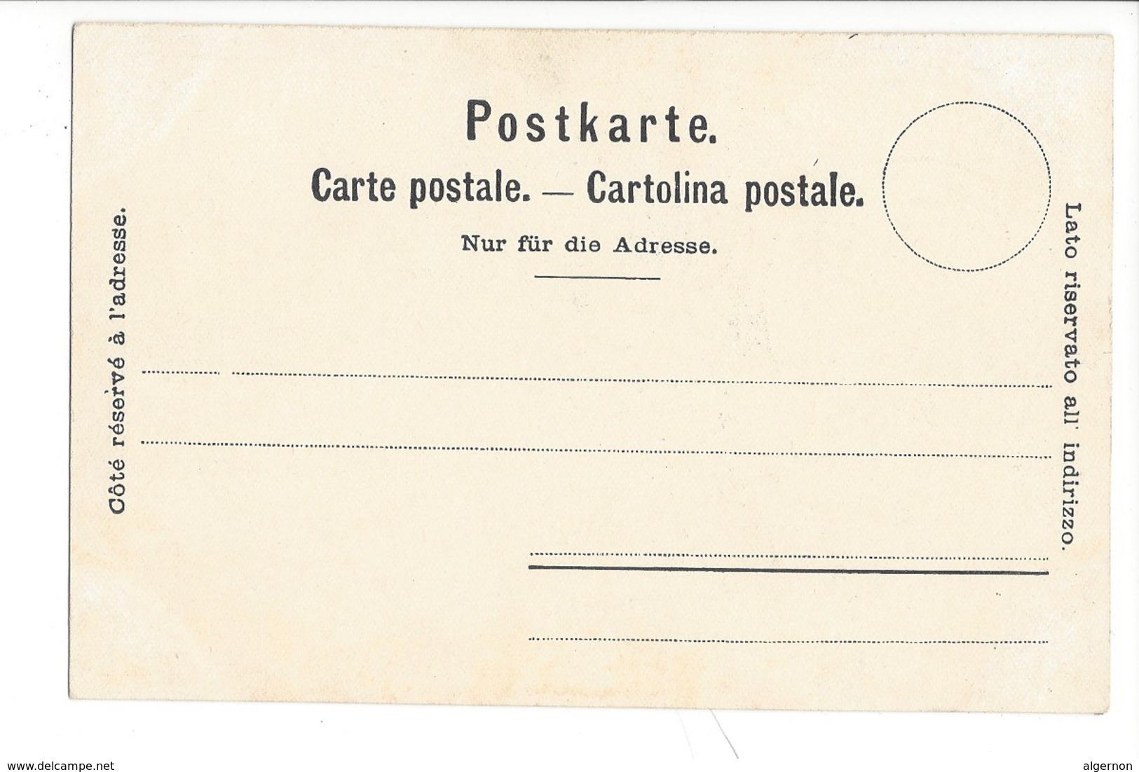 22201 - Morat Le Favori Des Alcools De Menthe Murten - FR Fribourg