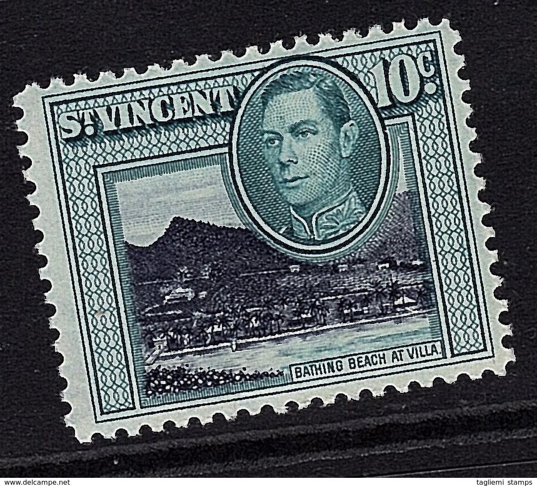 St Vincent, 1949, SG 170a, MNH - St.Vincent (...-1979)