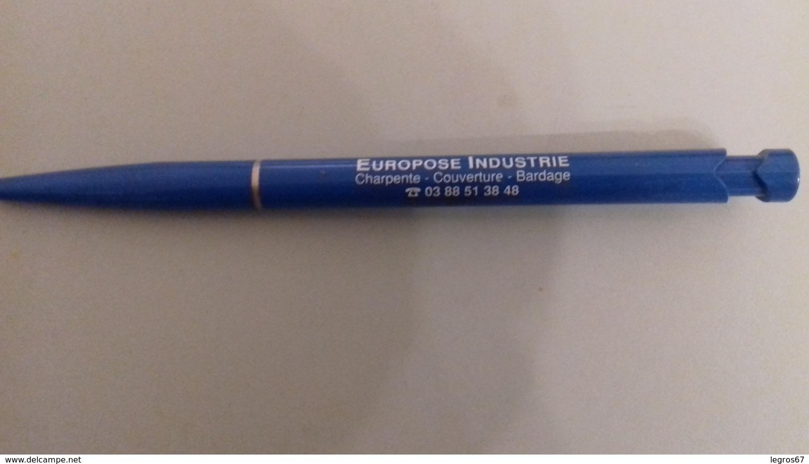 STYLO  EUROPOSE INDUSTRIE - Schrijfgerief