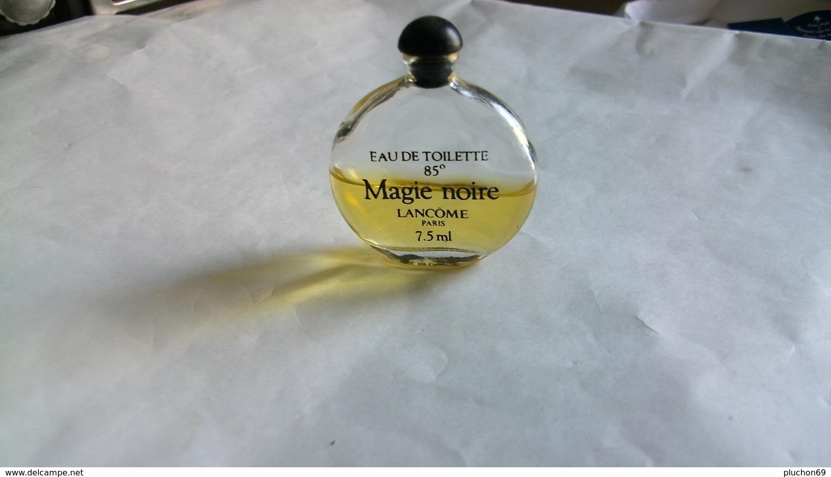 """Miniature De Parfum Lancome  """" Magie Noire    """" Eau De Toilette - Modern Miniatures (from 1961)"""