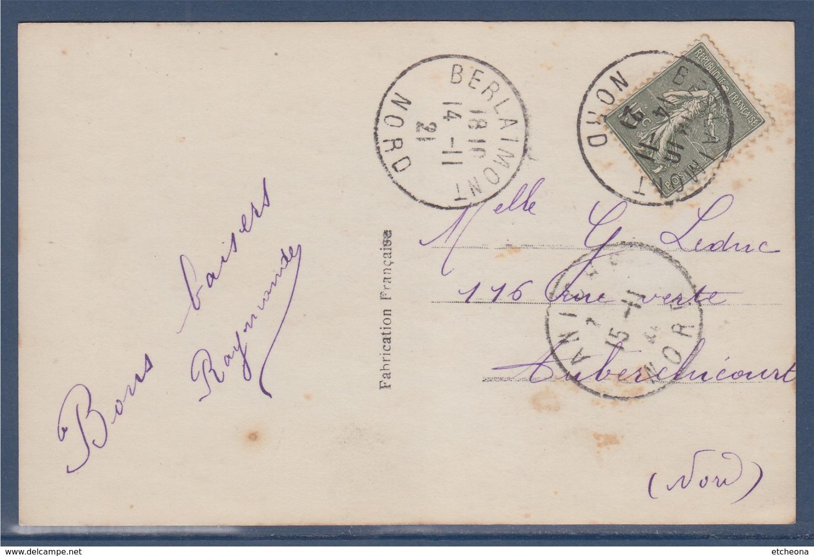 = Carte Postale Mignon Poste Le 14.11.21 De Berlaimont - Autres