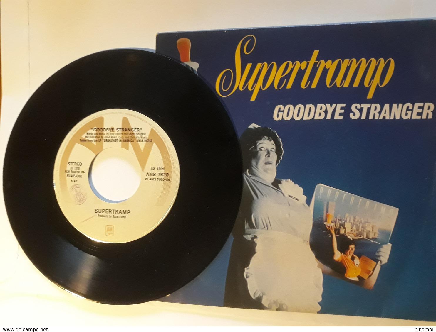 Supertramp  -  1979.  Goodbye Stranger  -  Ed. AM - Rock