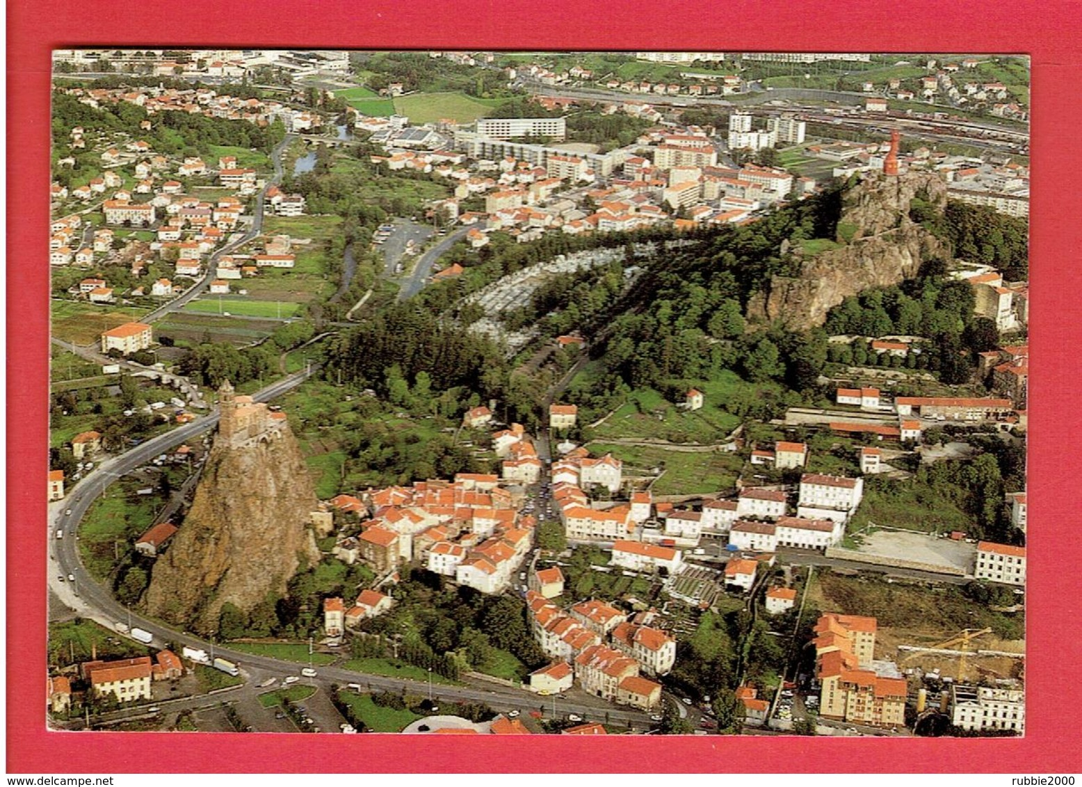 LE PUY EN VELAY 1991  CARTE EN BON ETAT - Le Puy En Velay