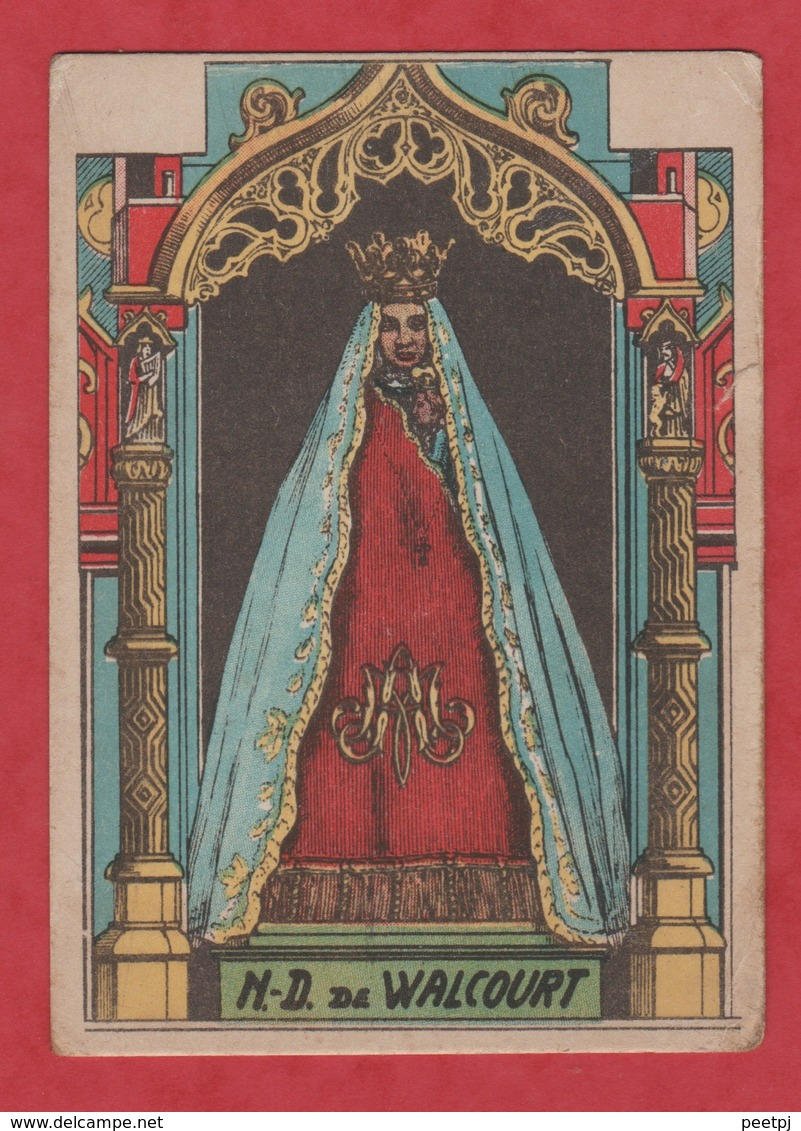 Image Pieuse - SANTINO - Holly Card - N° 229 - 1925- N-D De Walcourt - Images Religieuses