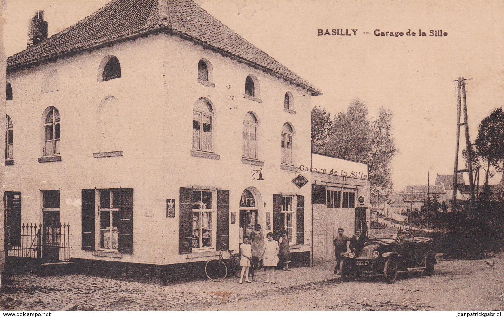 619 Bassilly Garage De La Sille - Bélgica