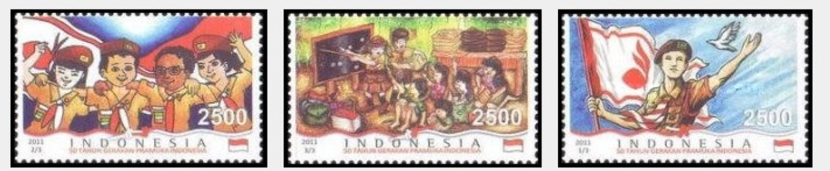 386Indonesia 2011 Scout - Indonesia
