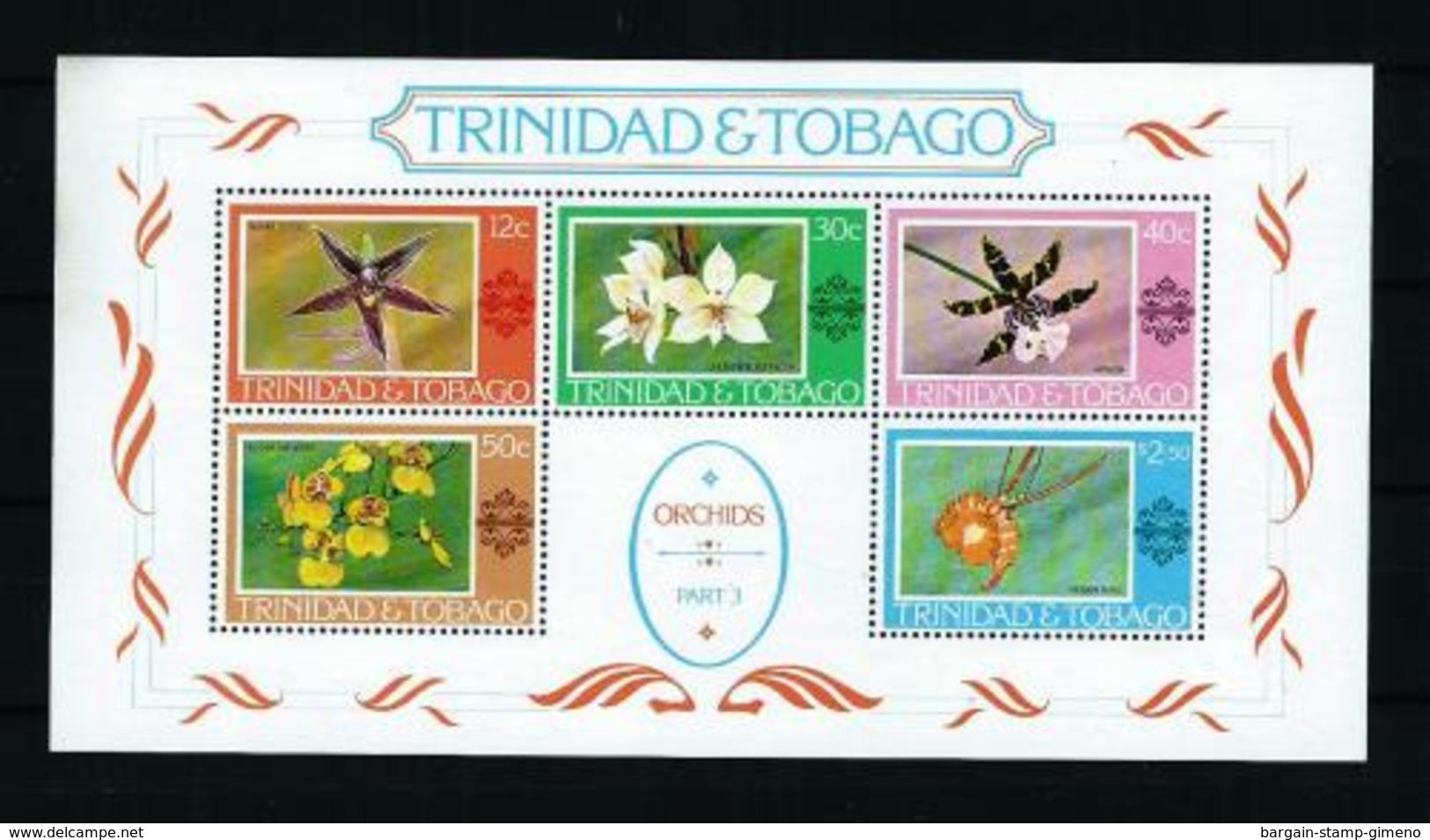 Trinidad Y Tobago Nº HB-23 Nuevo - Trinidad & Tobago (1962-...)