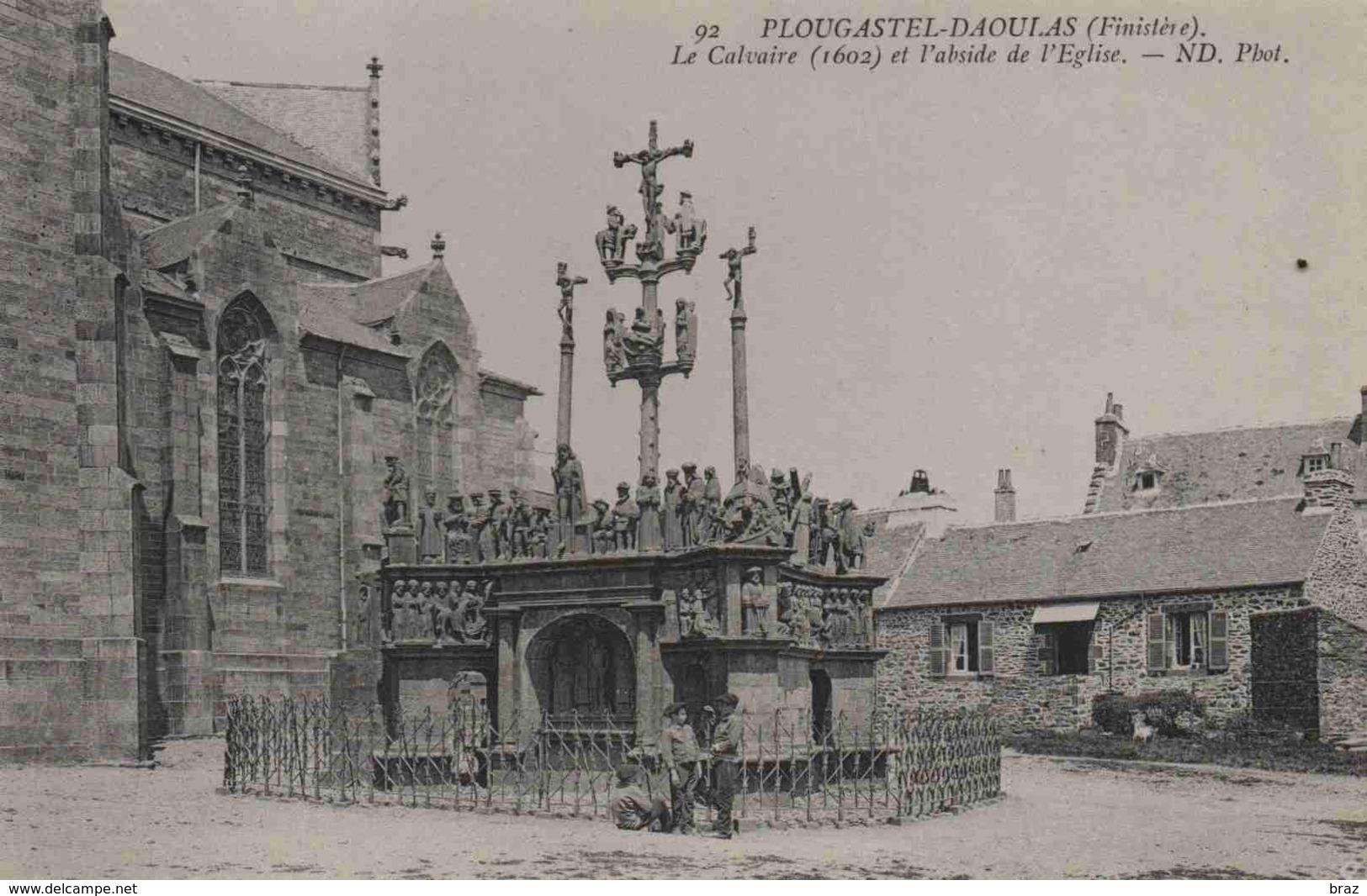 CPA  Plougastel Daoulas - Plougastel-Daoulas
