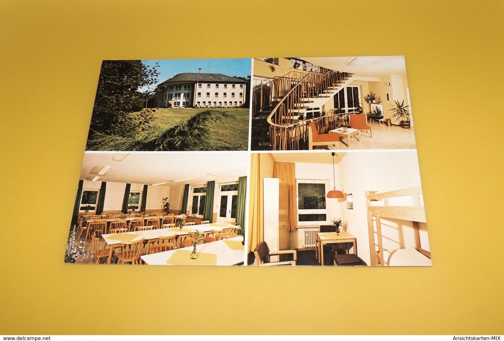 Ak-Haus Erlenhof-Kierspe-Grünenbaum--ungelaufen-G-3823 - Hotels & Gaststätten