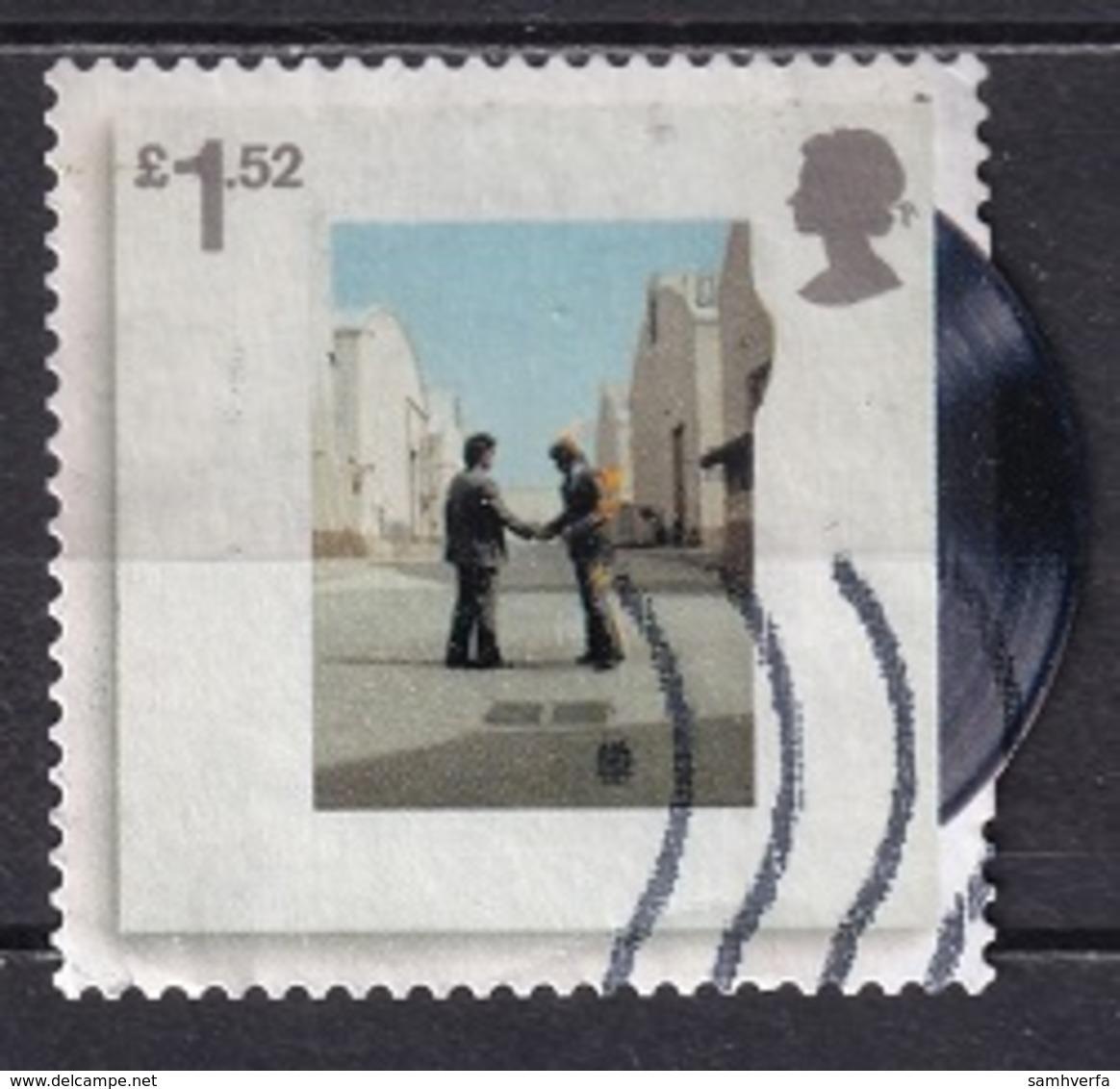 Great Britain 2010 - Classic Album Covers - Self Adhesive - 1952-.... (Elizabeth II)