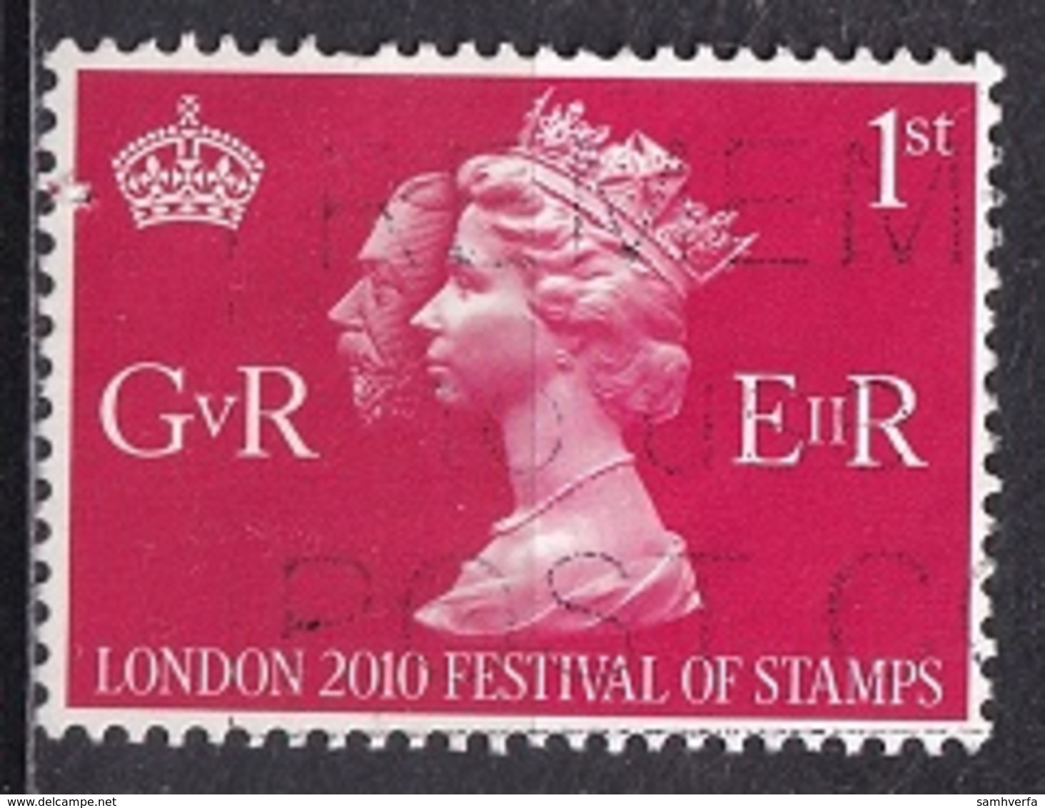 Great Britain 2010 - London 2010 Festival Of Stamps  From Sheet - 1952-.... (Elizabeth II)