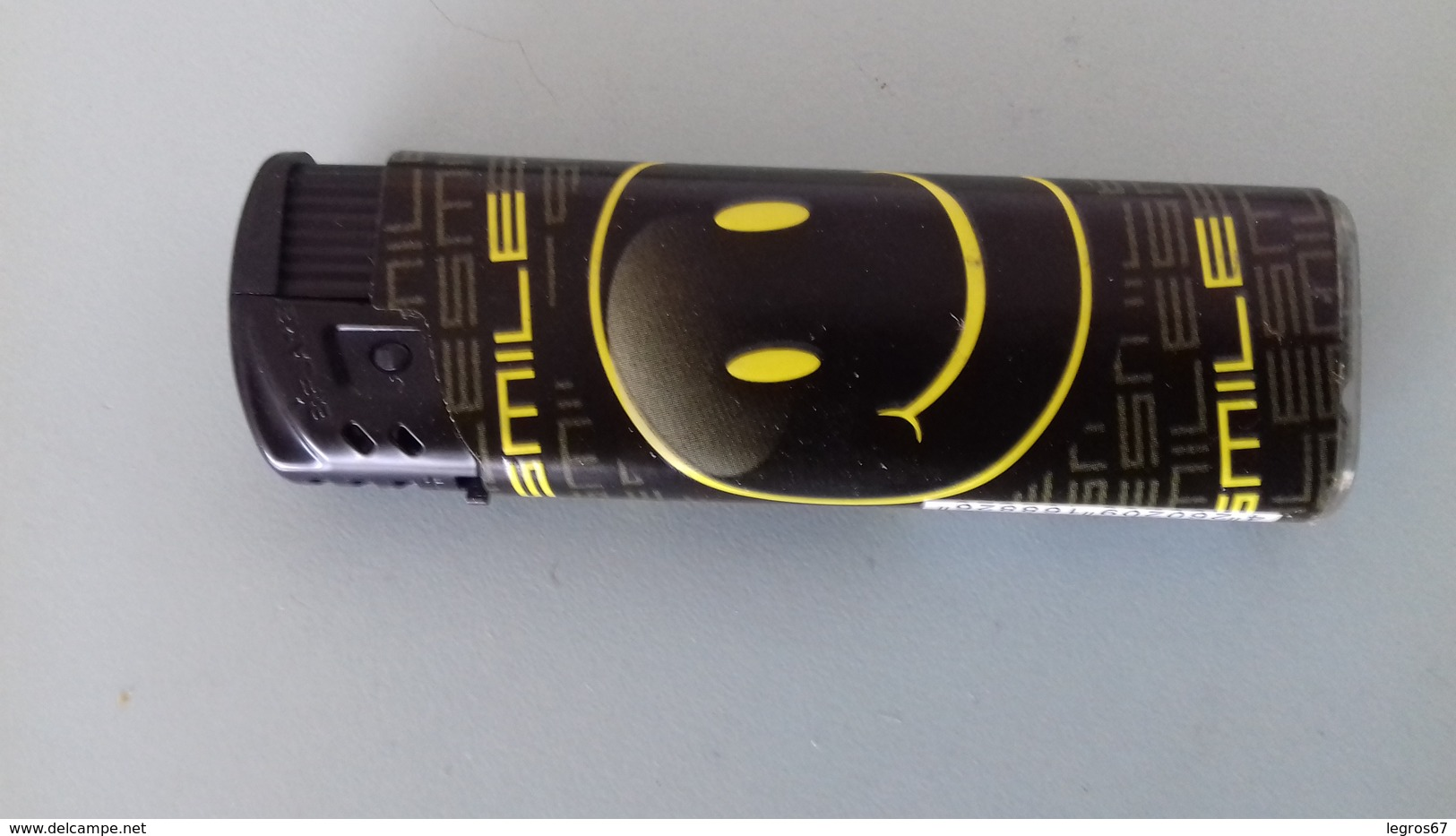 BRIQUET SMILE NOIR - Autres
