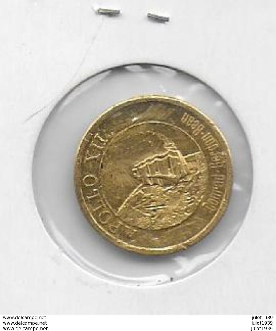 APOLLO XII . OR PUR  999/1000 ..  3 Grammes . C. CONRAD , A. BEAN , R. GORDON . - Sin Clasificación