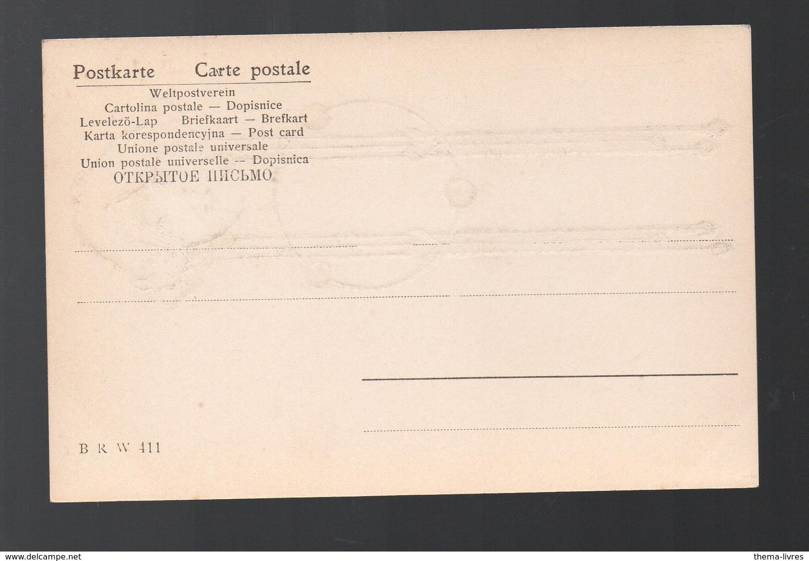 Carte Postale ART NOUVEAU VIENNOIS  (non Signée) BRW411   (PPP19149) - Illustratori & Fotografie