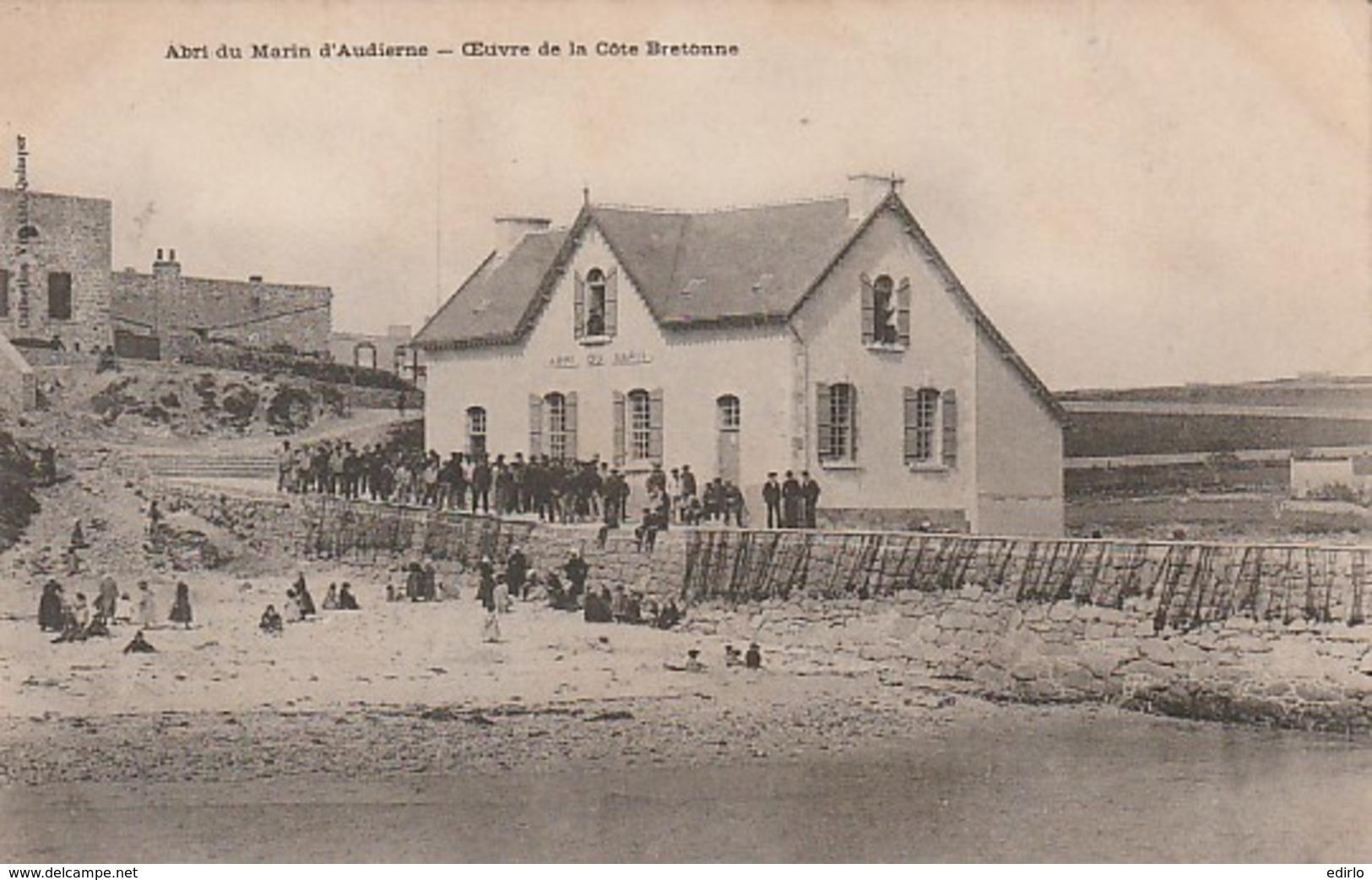 ** *29* **  île De Sein -- Abris Du Marin Oeuvres De La Côte Bretonne -- Superbe Rare Excellent état - Unused - Ile De Sein