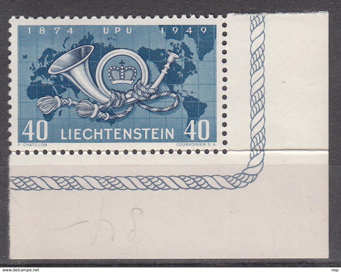 LIECHTENSTEIN - Michel - 1949 - Nr 277 - MNH** - Liechtenstein