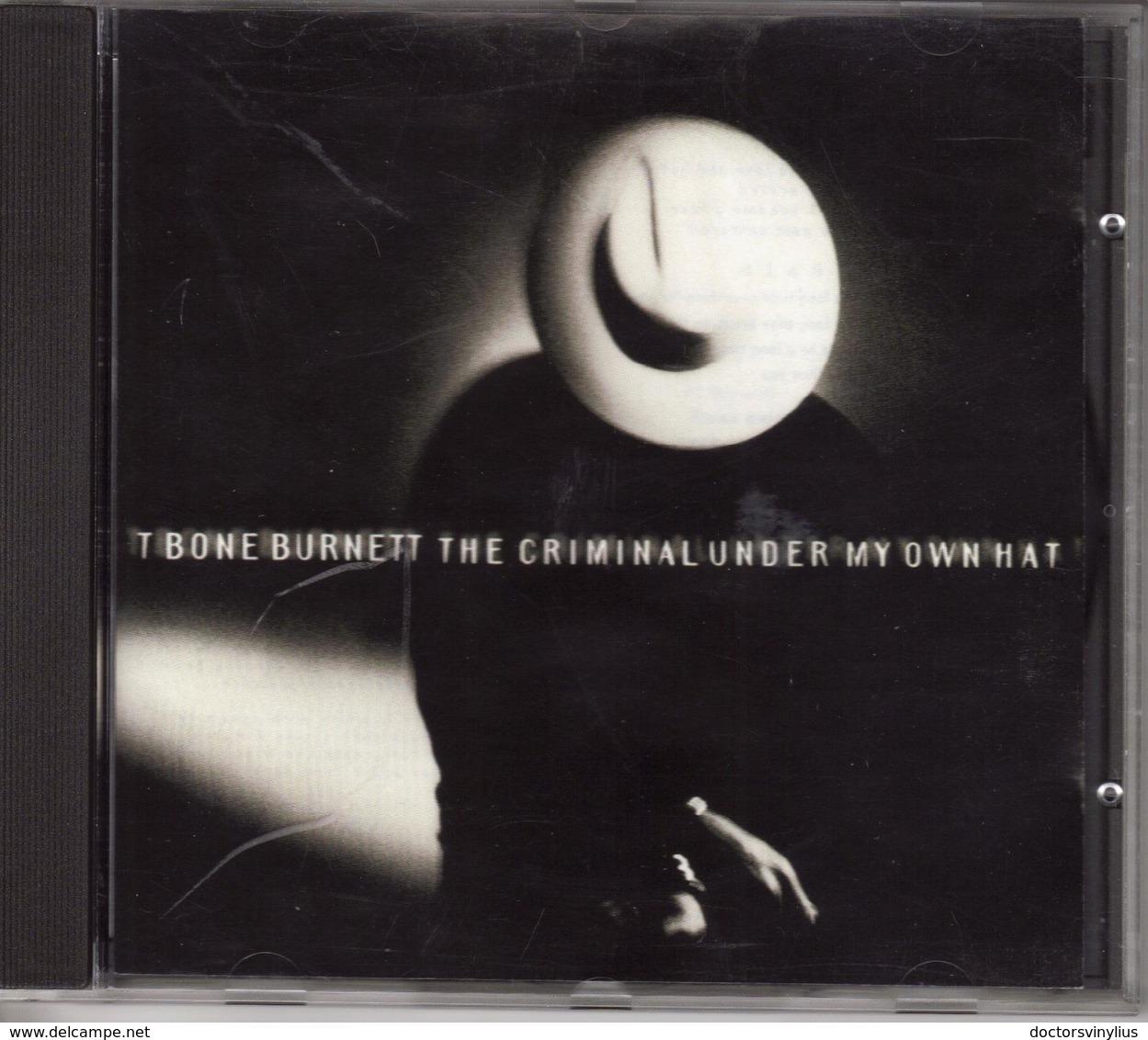"T BONE BURNETT ""THE CRIMINAL UNDER MY OWN THAT"" - Musik & Instrumente"