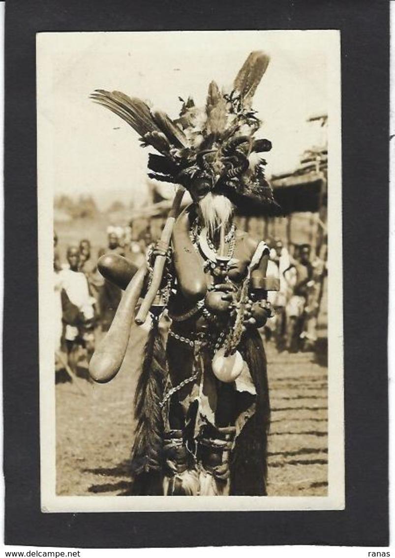CPA Kenya Ethnic Afrique Noire Type Non Circulé Carte Photo RPPC Fétiche - South Africa